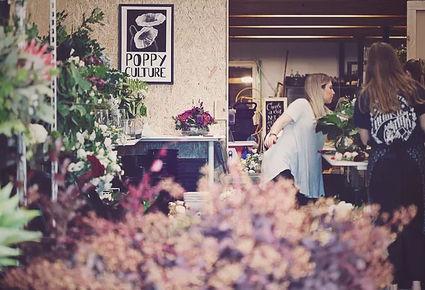 Poppy Culture Weddings Flowers