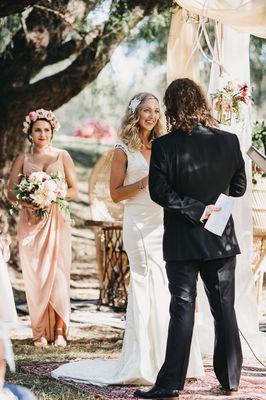 Lauren And Dan Ceremony Moments