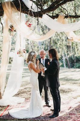 Lauren And Dan Ceremony Vows
