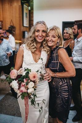 Lauren And Dan Mother Of Bride