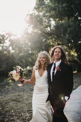 Lauren And Dan Walk