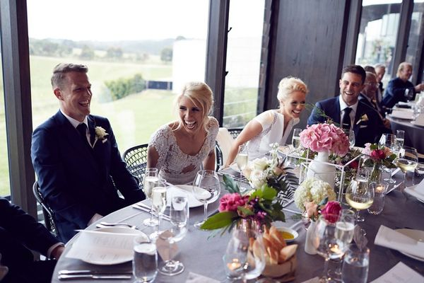 Table With Bride