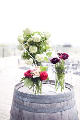 Barrel Florals