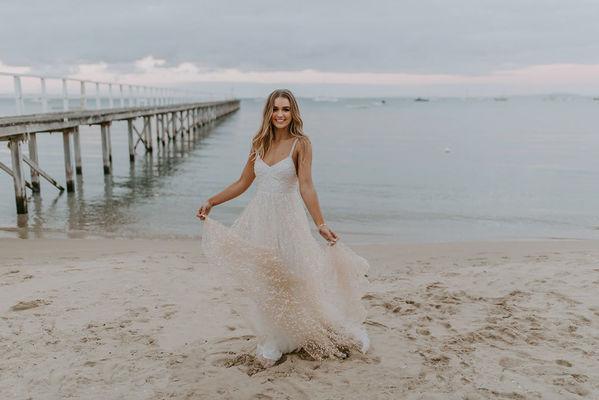 Toast Weddings Beach Wedding The Baths Emily Howlett Photography 519