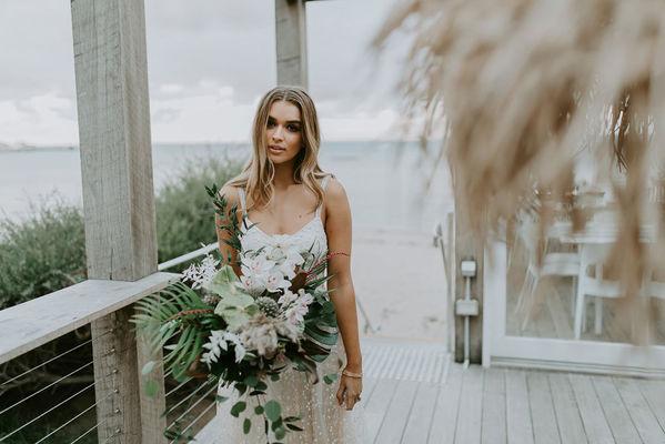 Toast Weddings Beach Wedding The Baths Emily Howlett Photography 428
