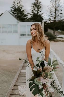 Toast Weddings Beach Wedding The Baths Emily Howlett Photography 151