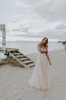 Toast Weddings Beach Wedding The Baths Emily Howlett Photography 1